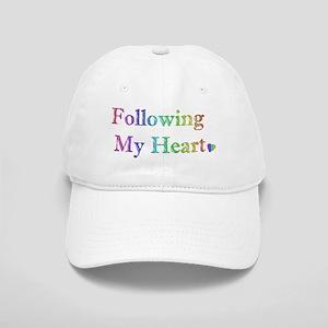 Following My Heart (Rainbow) Cap