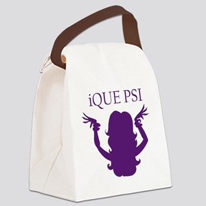 iQUE PSI Diva Canvas Lunch Bag