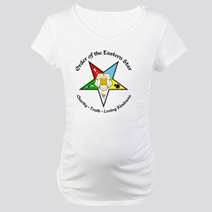 OES Charity Truth Loving Kindnes Maternity T-Shirt