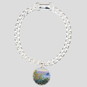 Monet Charm Bracelet, One Charm