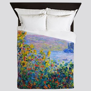 Monet Queen Duvet