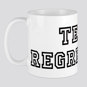 Team REGRESSIVE Mug