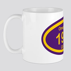 Omega Pearl 1914 Oval Mug