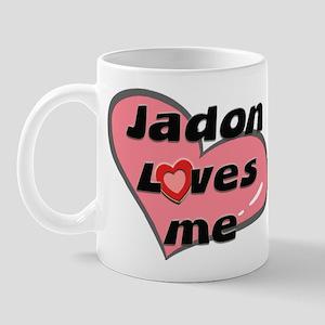 jadon loves me  Mug