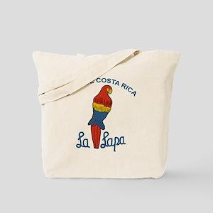 Cafe de Costa Rica - La Lapa Tote Bag