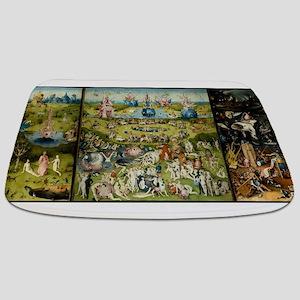 Hieronymus Bosch Garden Of Earthly Delight Bathmat