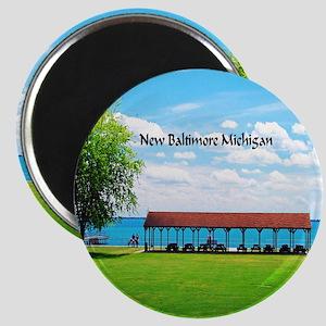 New Baltimore Michigan96x96 Magnet