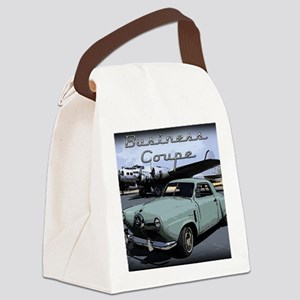 Business Coupe Canvas Lunch Bag