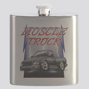 Black G2 Lightning Flask