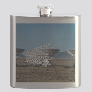 (4)Very Large Array 7511 Flask