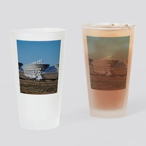 (4)Very Large Array 7511 Drinking Glass