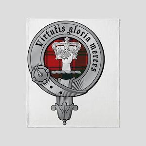 Clan Donnachaidh Throw Blanket