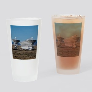 (15) Very Large Array 7511 Drinking Glass