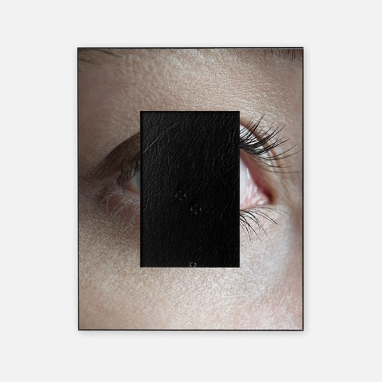 Woman's eye Picture Frame