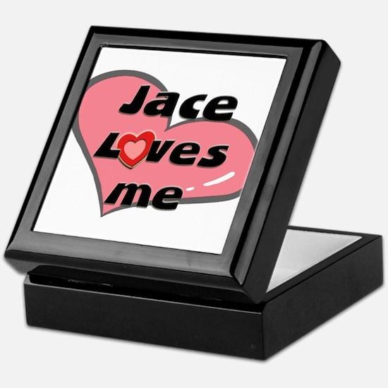 jace loves me Keepsake Box