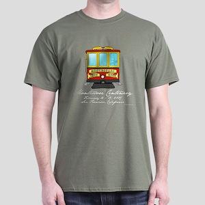 Cable Car Dark T-Shirt