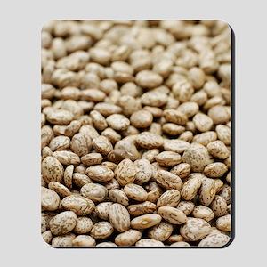 Pinto beans Mousepad
