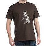 Philippines Rough Map Dark T-Shirt