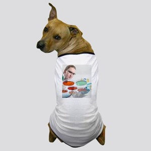 Microbiology research Dog T-Shirt
