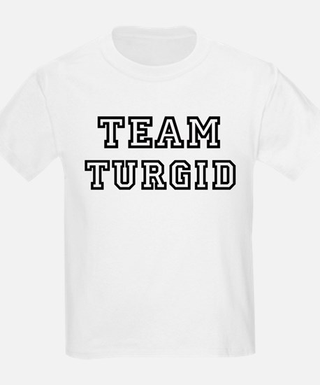 Team TURGID Kids T-Shirt