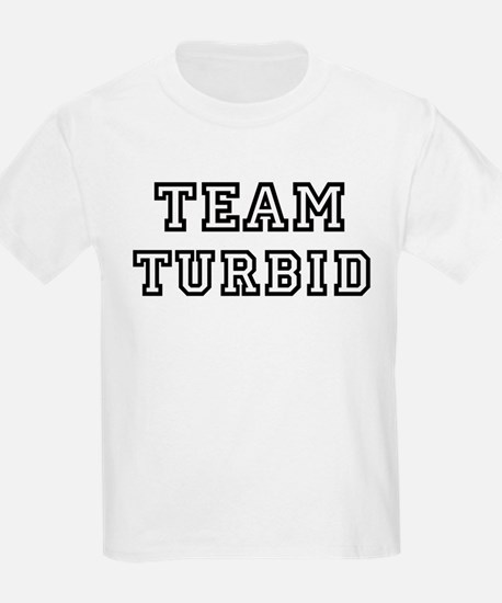 Team TURBID Kids T-Shirt