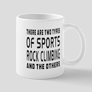 Rock Climbing Designs Mug