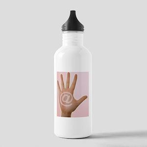 Electronic communicati Stainless Water Bottle 1.0L