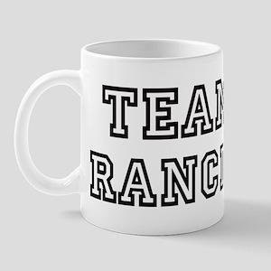 Team RANCID Mug