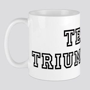 Team TRIUMPHANT Mug