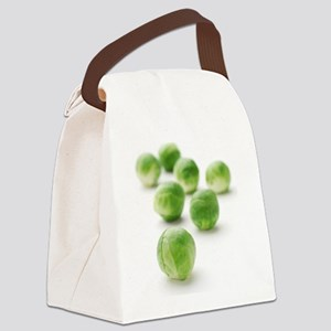 Brussels sprouts Canvas Lunch Bag
