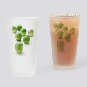 Brussels sprouts Drinking Glass
