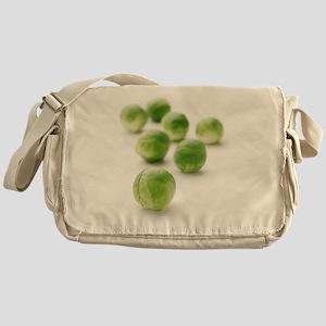 Brussels sprouts Messenger Bag