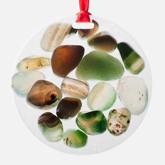 Assortment of Gemstones Ornament