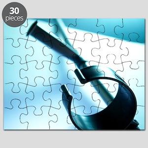 Walking crutch Puzzle