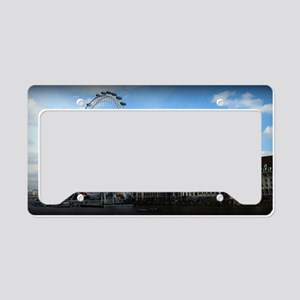 London Eye License Plate Holder