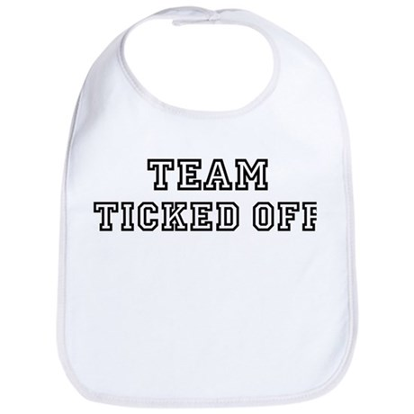 Team TICKED OFF Bib