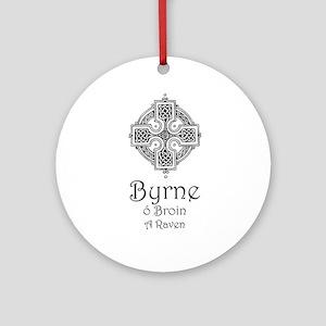 Byrne Ornament (Round)