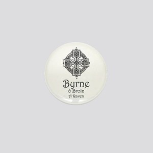 Byrne Mini Button