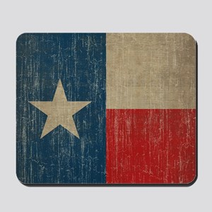 Vintage Texas Mousepad