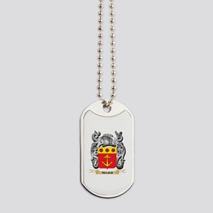 Meijer Coat of Arms - Family Crest Dog Tags