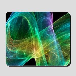Strange attractor, artwork Mousepad