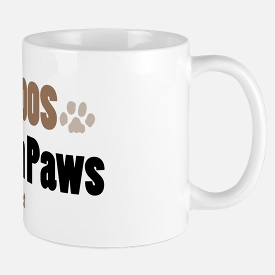Pomapoo dog Mug