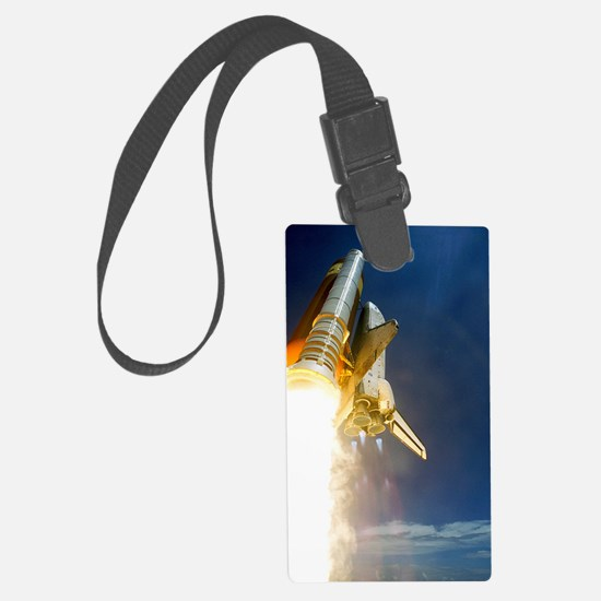 Shuttle mission STS-121 launch,  Luggage Tag