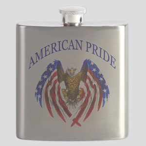 American Pride Eagle Flask