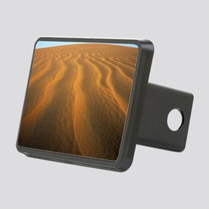 Ripples in sand Rectangular Hitch Cover