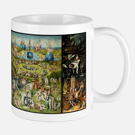 Hieronymus Bosch Garden Of Earthly Delights Mugs