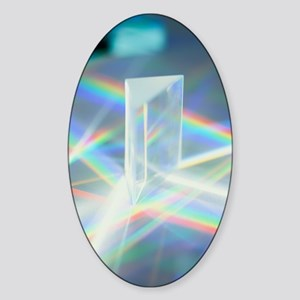 Refraction Sticker (Oval)