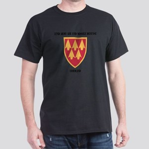 SSI - 32nd Army Air and Missile Defen Dark T-Shirt