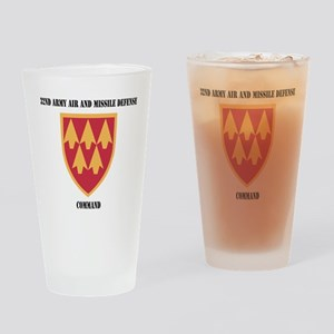 SSI - 32nd Army Air and Missile Def Drinking Glass