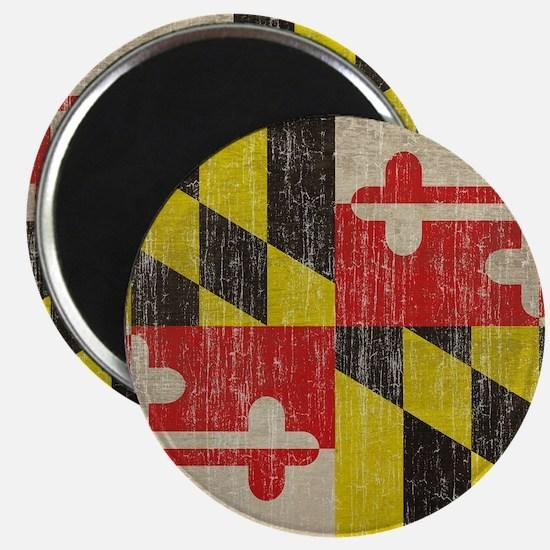 Vintage Maryland Magnet